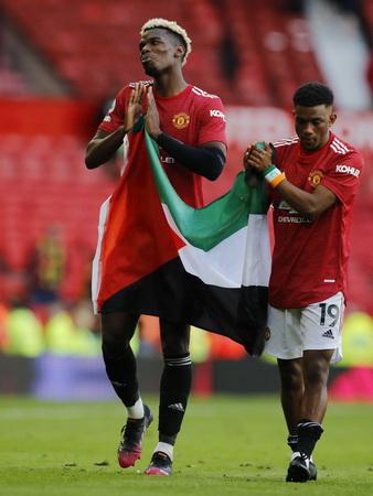 Paul Pogba dan Ahmad Diallo