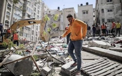 Konflik Israel Palestina