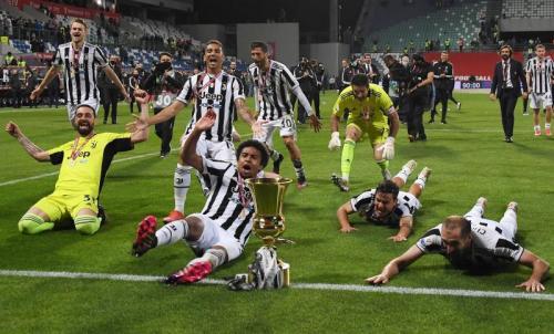 Juventus juarai Coppa Italia 2020-2021