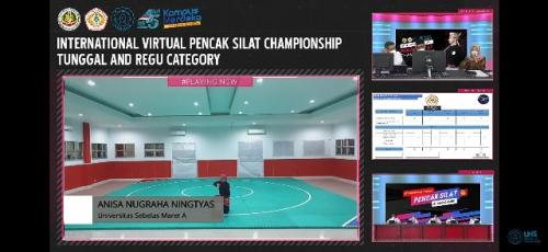 International Virtual Pencak Silat Championship 2021