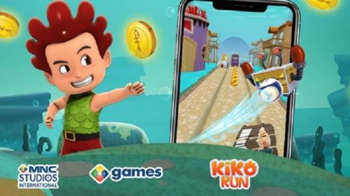 Kiko Run Game