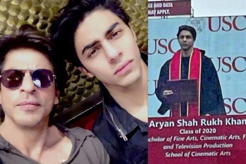 Aryan Khan.