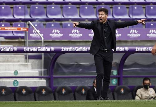 Diego Simeone (Foto: Reuters)