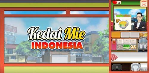 Game Kedai Mie Indonesia. (Foto: RCTI+)