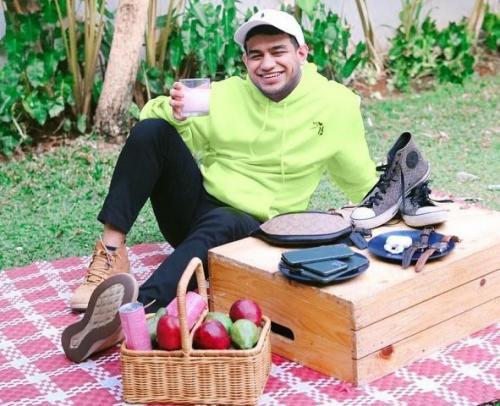 Selebgram sekaligus YouTuber Fadil Jaidi. (Foto: Instagram @fadiljaidi)
