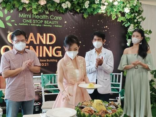 Grand Launching Mimi Healthcare. (Foto: Pernita Hestin/Okezone)
