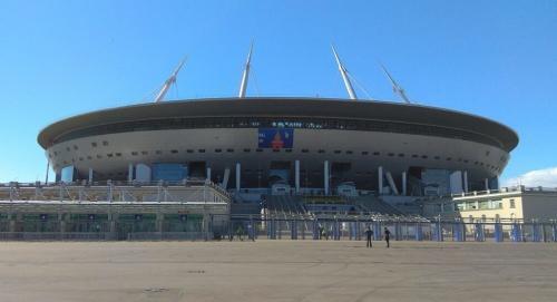 Stadion Krestovsky