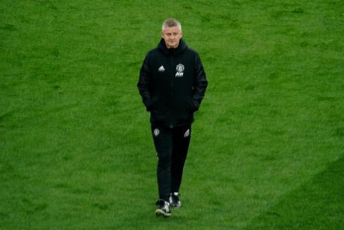 Ole Gunnar Solskjaer yakin Paul Pogba tetap di Man United pada musim depan (Foto: Reuters)