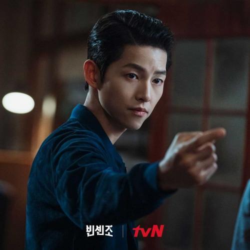Song Joong Ki. (Foto: tvN)