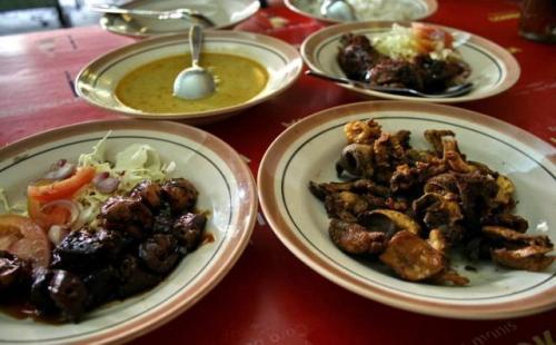 Gulai goreng khas Solo. (Foto: Surakarta.go.id/Solopos)