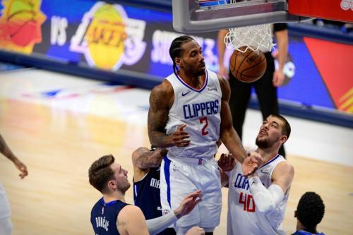 LA Clippers vs Dallas Maverick