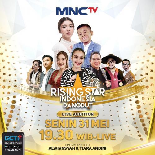 Rising Star Indonesia Dangdut