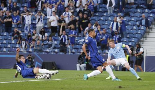 Manchester City vs Chelsea (Reuters)
