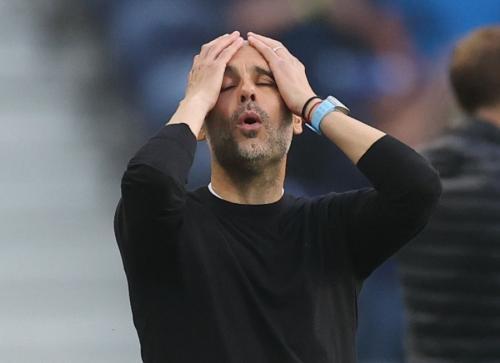 Josep Guardiola (Foto: Reuters)