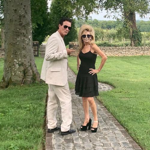 Joe Lara dan istri