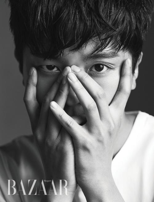 Yeon Woo Jin. (Foto: Harper's Bazaar)