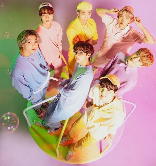 BTS. (Foto: Big Hit Entertainment)