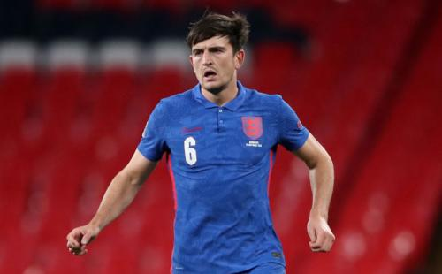 Harry Maguire (Foto: Twitter/@BBCSport)