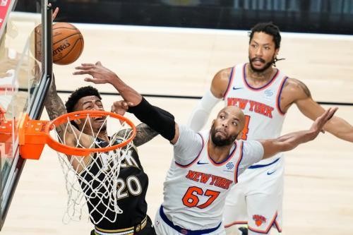 Hawks vs Knicks