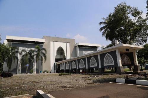 Asrama Haji Pondok Gede Jakarta. (Foto: Kemenag)