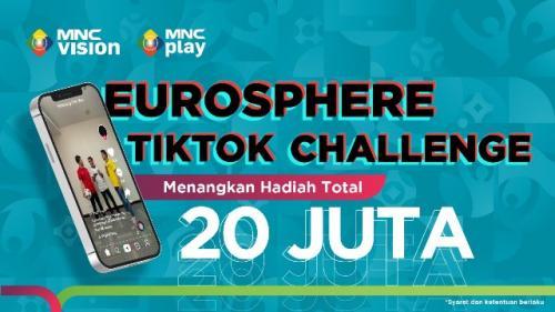EUROSPHERE TikTok Challenge