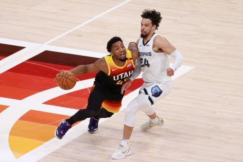Utah Jazz vs Grizzlies