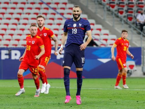 Karim Benzema. (Foto: Reuters)
