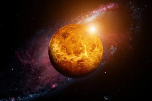 Planet Venus. (Foto: Nypost)