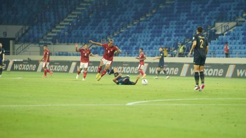 timnas Thailand vs Timnas Indonesia