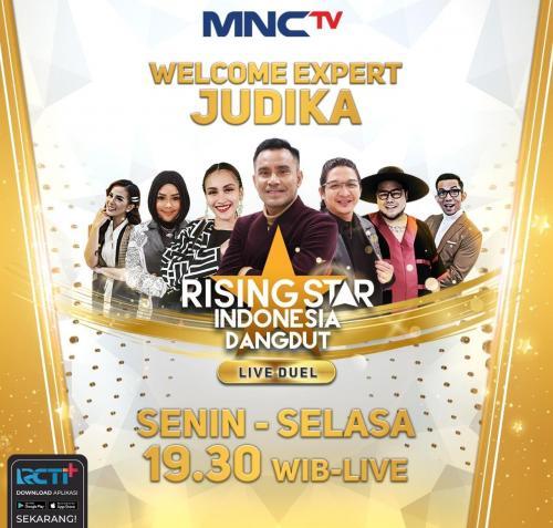 Rising Star Indonesia Dangdut.