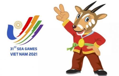 Logo SEA Games 2021