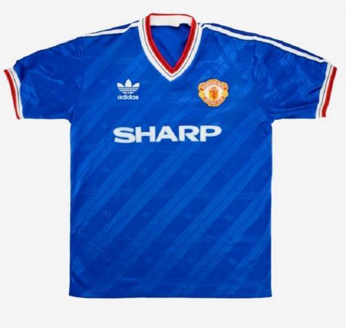 Jersey ketiga Manchester United 1986-1987