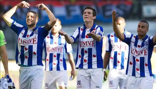 SC Heerenveen (Foto: The Guardian)
