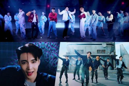 EXO (Foto: SM Entertainment)