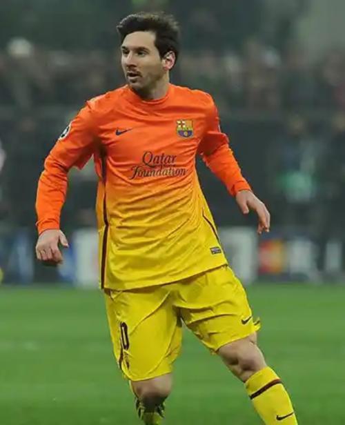 Lionel Messi (Foto: The Guardian)