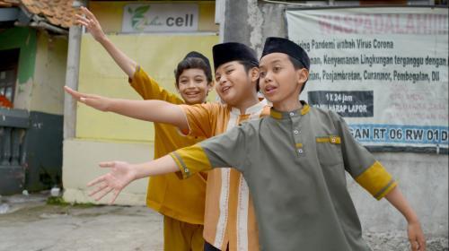 Sinetron Kun Anta Mendadak Santri. (Foto: MNCTV)