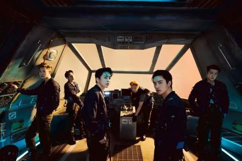 EXO. (Foto: SM Entertainment)