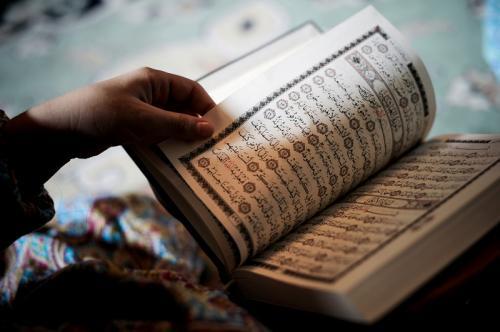 Ilustrasi keutamaan Surah Al-Ala. (Foto: Unsplash)