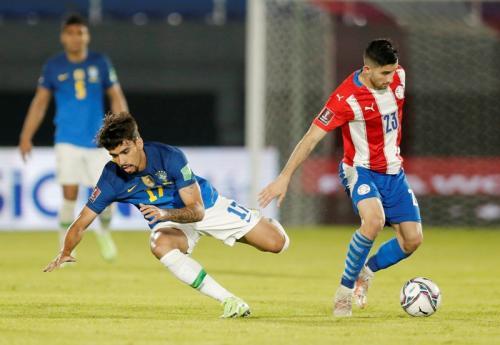 Paraguay vs Brasil
