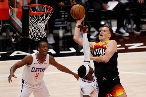 Utah Jazz vs LA Clippers