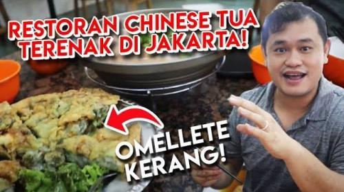 Chef Eric Herjanto ungkap restoran chinese food terenak di Jakarta. (Foto: YouTube Eric Herjanto)