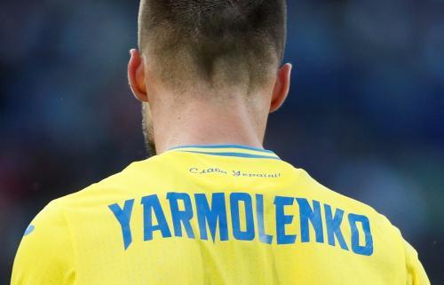 Andriy Yarmolenko (Foto: Reuters)