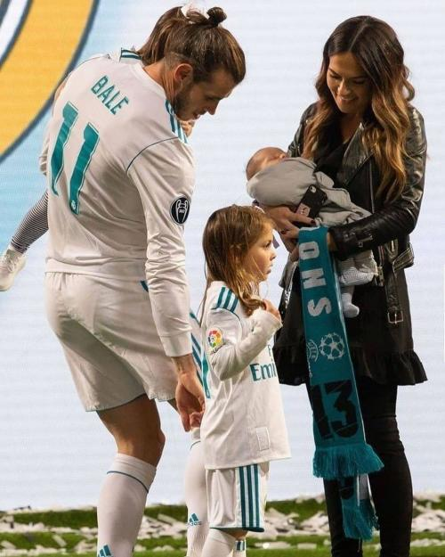 Istri Gareth Bale