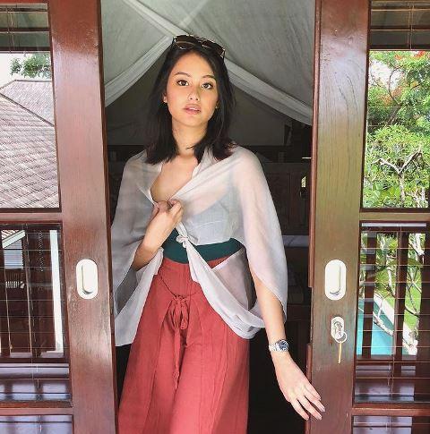 Amanda Khairunissa adik Maudy Ayunda. (Foto: Instagram @akhairunissa)