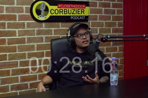 Kasus Coki Pardede dilimpahkan ke Polda Metro Jaya. (Foto: YouTube/Deddy Corbuzier)