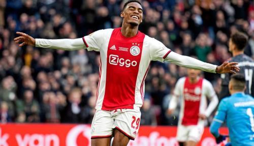 Foto/Ajax Amsterdam