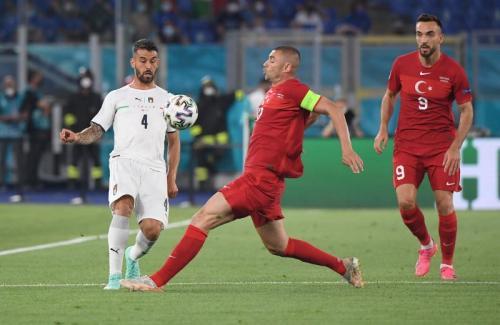 Timnas Turki vs Italia
