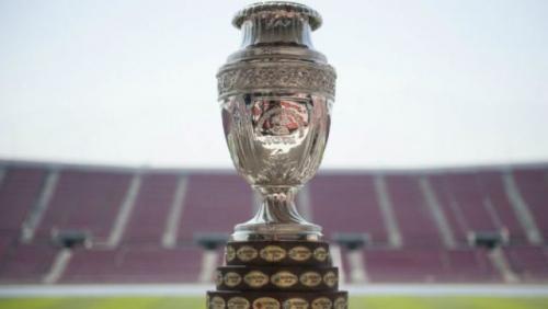 Trofi Copa America (Foto: CONMEBOL)