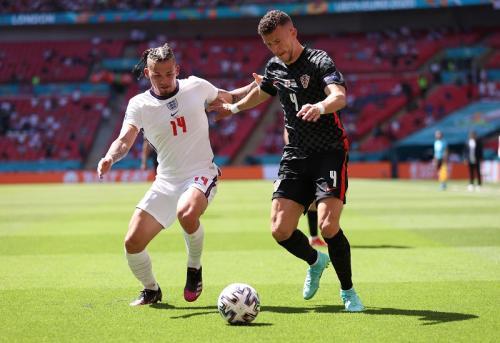 Timnas Inggris vs Kroasia
