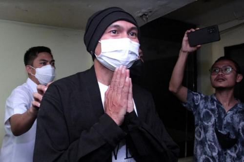 Anji. (Foto: MNC Portal Indonesia)